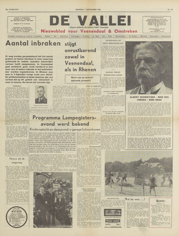De Vallei 1965-09-07