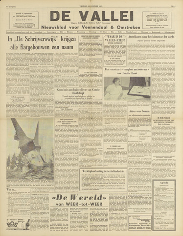 De Vallei 1961-01-13
