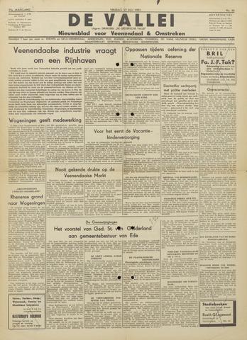 De Vallei 1951-07-27
