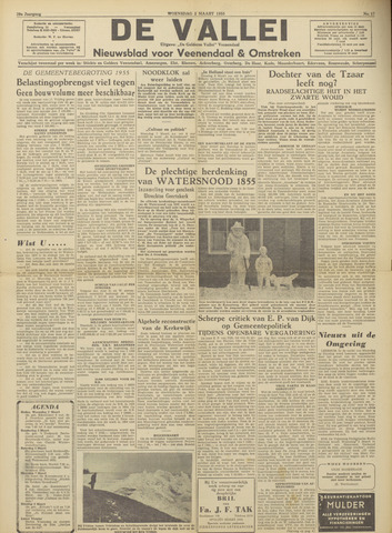 De Vallei 1955-03-02