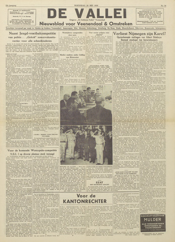De Vallei 1958-05-28