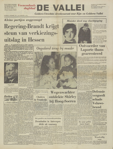 De Vallei 1970-11-09