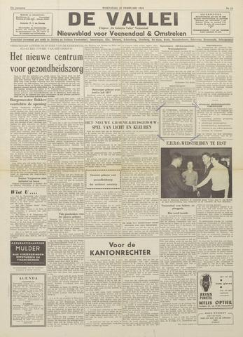 De Vallei 1958-02-26