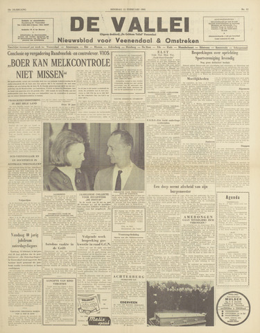 De Vallei 1964-02-11