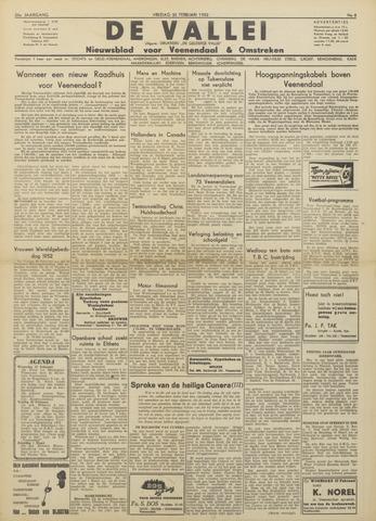 De Vallei 1952-02-22