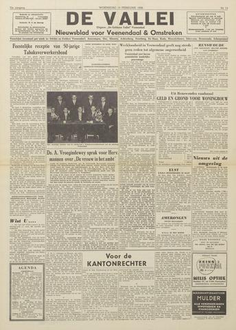 De Vallei 1958-02-19