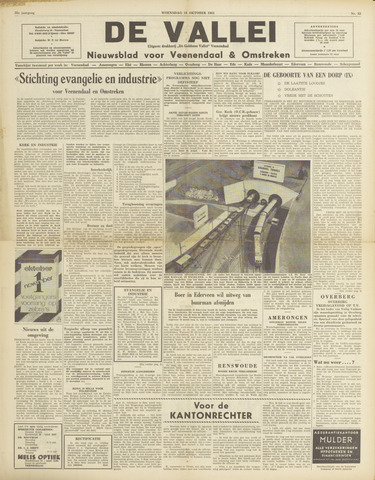 De Vallei 1961-10-18