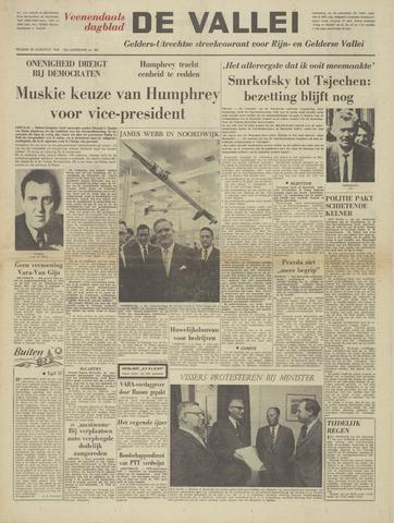 De Vallei 1968-08-30