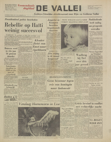 De Vallei 1970-04-25