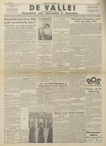 De Vallei 1954-01-20