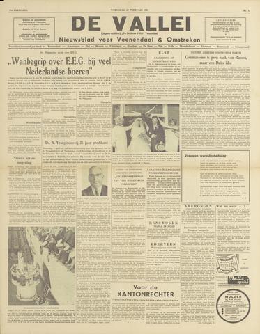 De Vallei 1963-02-27