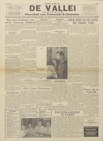 De Vallei 1956-04-11