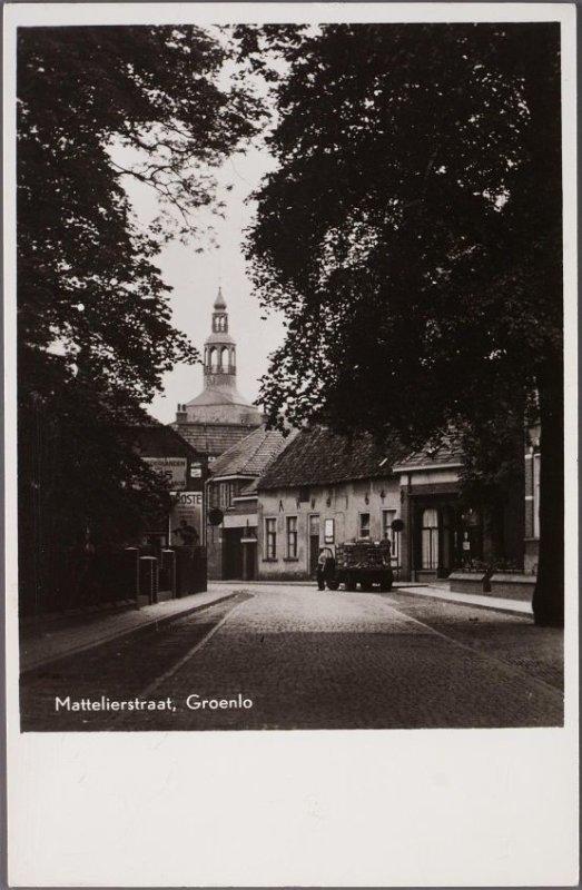 Mattelierstraat