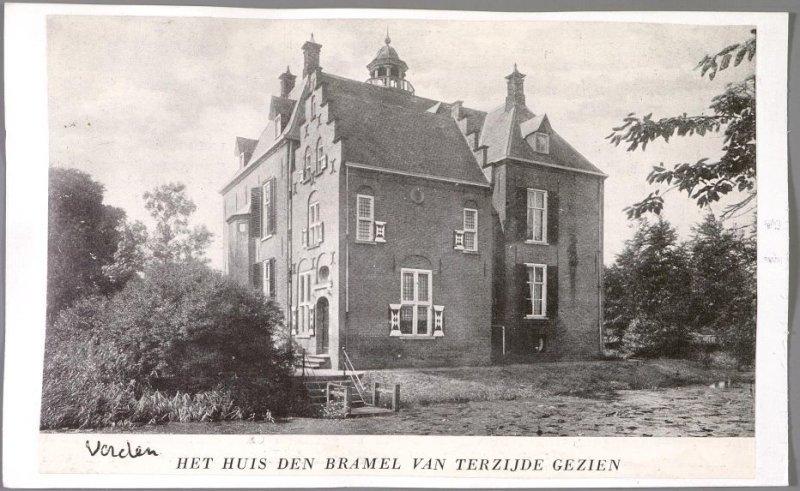 Kasteel Den Bramel