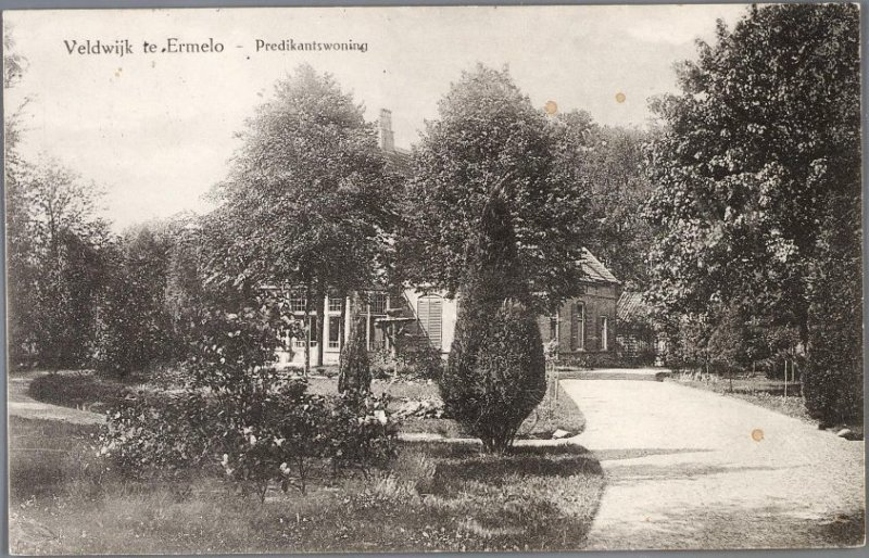 Veldwijk (Kerk en Pastorie)