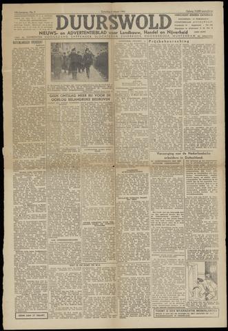 Nieuws- en Advertentieblad, Duurswold nl 1943-03-06