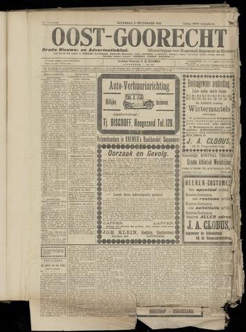 (Volksblad) Oost-Goorecht en Omstreken nl 1922-09-09