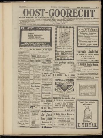(Volksblad) Oost-Goorecht en Omstreken nl 1924-11-08