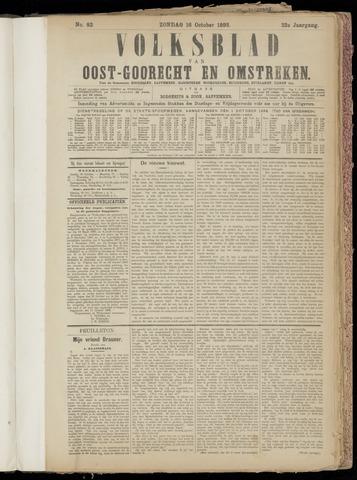 (Volksblad) Oost-Goorecht en Omstreken nl 1892-10-16