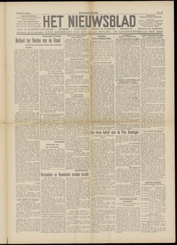 Het Nieuwsblad nl 1949-04-23
