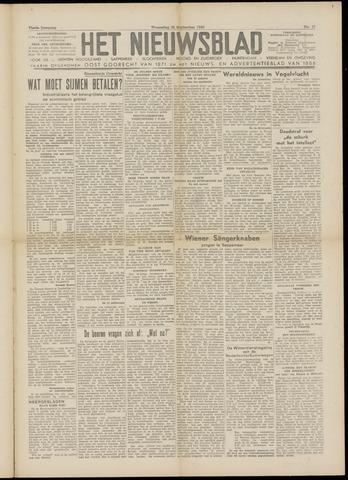 Het Nieuwsblad nl 1949-09-28