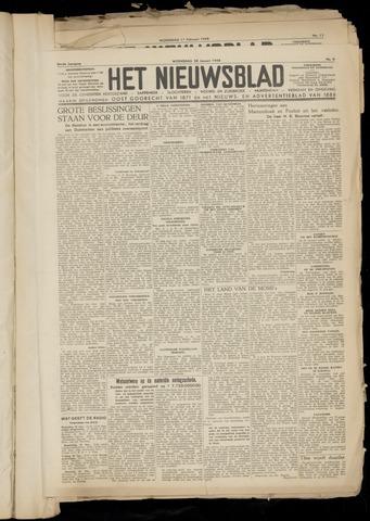 Het Nieuwsblad nl 1948-01-28