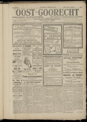 (Volksblad) Oost-Goorecht en Omstreken nl 1925-02-21