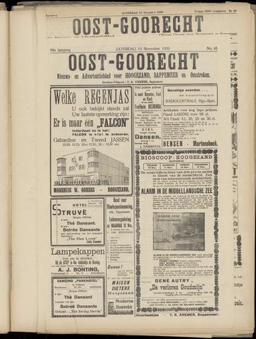 (Volksblad) Oost-Goorecht en Omstreken nl 1939-11-11