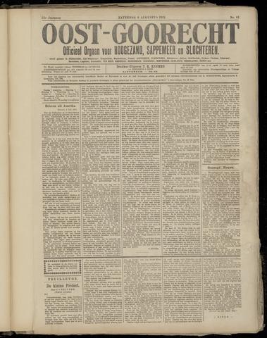 (Volksblad) Oost-Goorecht en Omstreken nl 1921-08-06