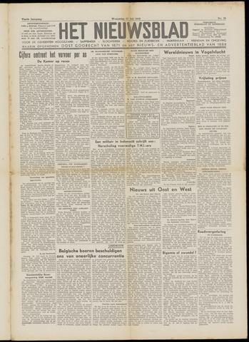 Het Nieuwsblad nl 1949-07-27