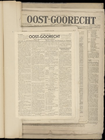 (Volksblad) Oost-Goorecht en Omstreken nl 1945-06-09