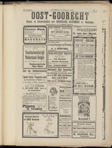 (Volksblad) Oost-Goorecht en Omstreken nl 1938-02-12