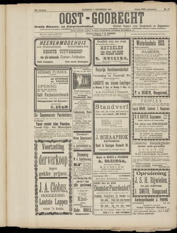 (Volksblad) Oost-Goorecht en Omstreken nl 1933-09-02