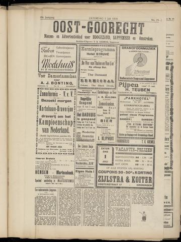 (Volksblad) Oost-Goorecht en Omstreken nl 1939-07-01