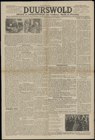 Nieuws- en Advertentieblad, Duurswold nl 1943-05-29
