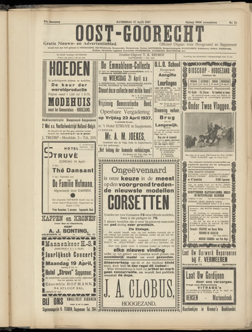 (Volksblad) Oost-Goorecht en Omstreken nl 1937-04-17