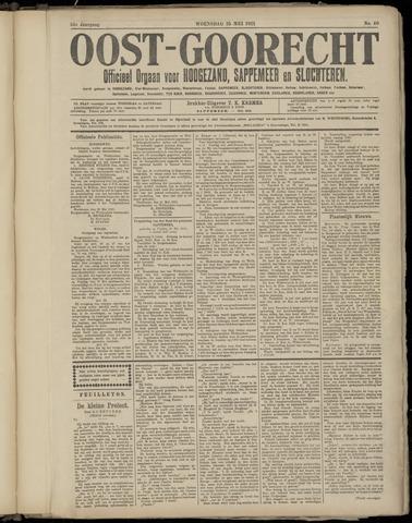 (Volksblad) Oost-Goorecht en Omstreken nl 1921-05-25
