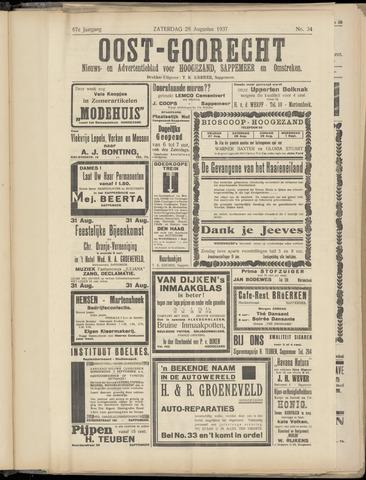 (Volksblad) Oost-Goorecht en Omstreken nl 1937-08-28