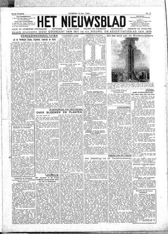 Het Nieuwsblad nl 1946-11-16