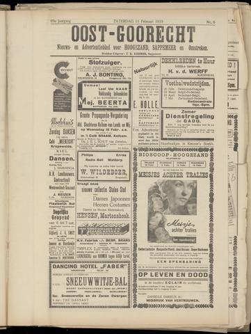 (Volksblad) Oost-Goorecht en Omstreken nl 1939-02-11
