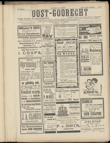 (Volksblad) Oost-Goorecht en Omstreken nl 1936-07-11