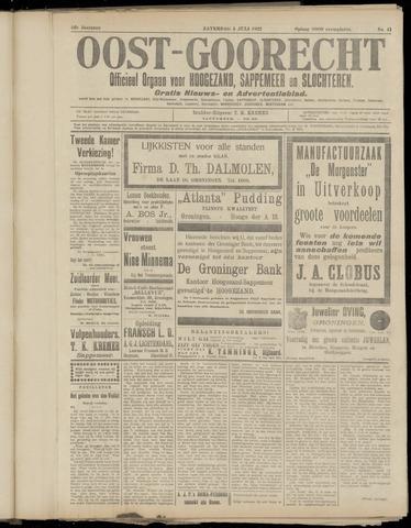 (Volksblad) Oost-Goorecht en Omstreken nl 1922-07-01