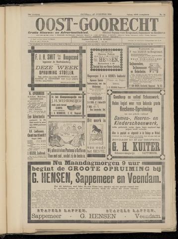 (Volksblad) Oost-Goorecht en Omstreken nl 1924-08-30