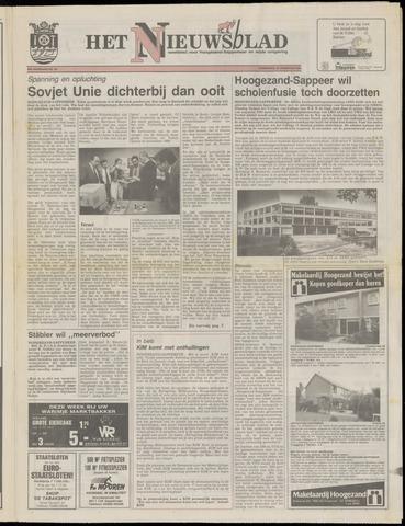 Het Nieuwsblad nl 1991-08-22