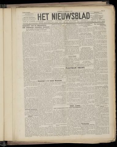Het Nieuwsblad nl 1947-09-27