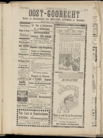 (Volksblad) Oost-Goorecht en Omstreken nl 1939-02-25