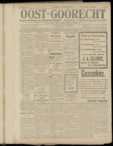 (Volksblad) Oost-Goorecht en Omstreken nl 1922-08-05