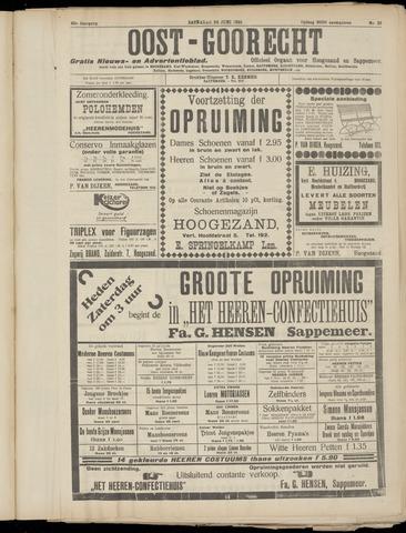 (Volksblad) Oost-Goorecht en Omstreken nl 1933-06-24