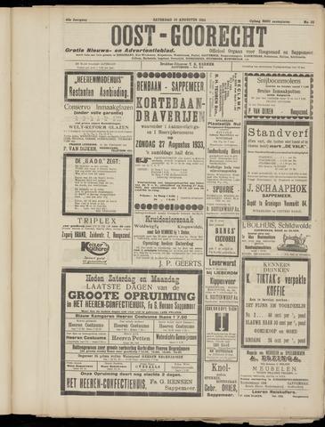 (Volksblad) Oost-Goorecht en Omstreken nl 1933-08-19