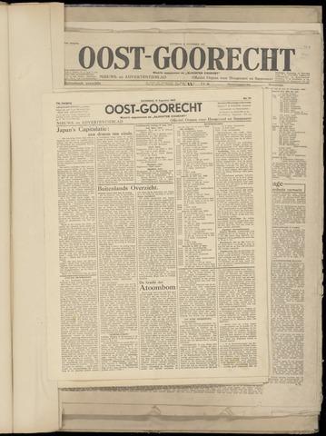 (Volksblad) Oost-Goorecht en Omstreken nl 1945-08-18